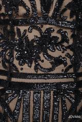33007 Black/Nude detail