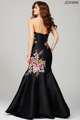 33689 Black/Multi back