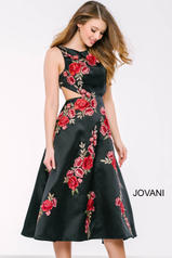 35209 Jovani Short & Cocktail