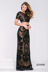 37701 Black/Nude front