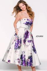 41085 Jovani Short & Cocktail