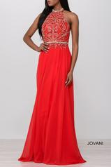 41594 Red/Nude front