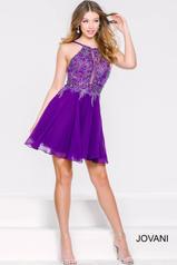 41611 Purple front