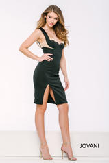 41841 Black/Nude front