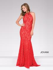 42220 Red/Nude front