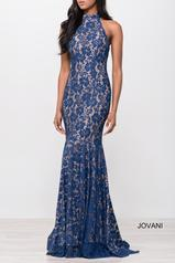 42220 Navy/Nude front