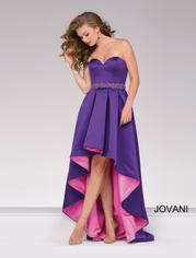 45170 Purple/Fuchsia front