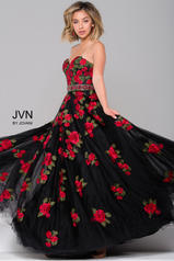 45741 Black/Red front