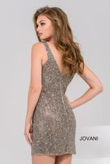 47918 Gunmetal/Nude back