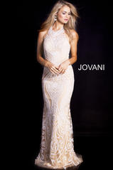 49249 Ivory/Nude front