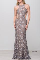 49922 Silver/Nude front
