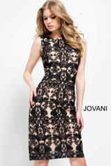 50974 Black/Nude front
