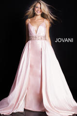 51436 Soft Pink/Off White front