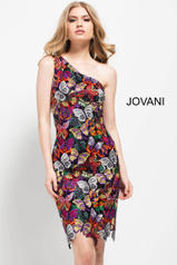51562 Jovani Short & Cocktail