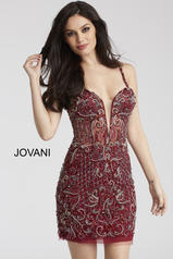 52257 Jovani Short & Cocktail