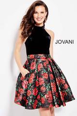 55056 Jovani Short & Cocktail