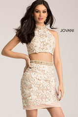 55241 Jovani Short & Cocktail