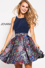 55719 Jovani Short & Cocktail