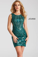55842 Jovani Short & Cocktail