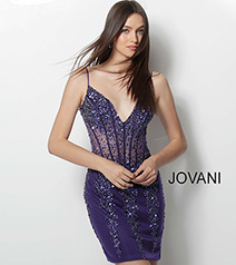 56031 Jovani Short & Cocktail