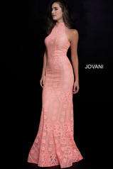 57400 Coral/Nude front
