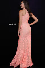 57400 Coral/Nude back