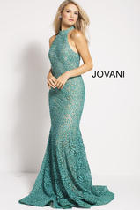 59908 Teal/Nude front