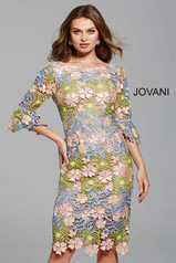 61211 Jovani Short & Cocktail