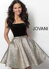 61615 Jovani Short & Cocktail