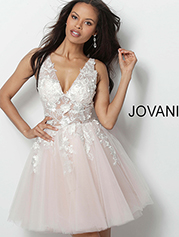 63987 Jovani Short & Cocktail
