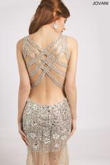 90736 Silver/Nude back