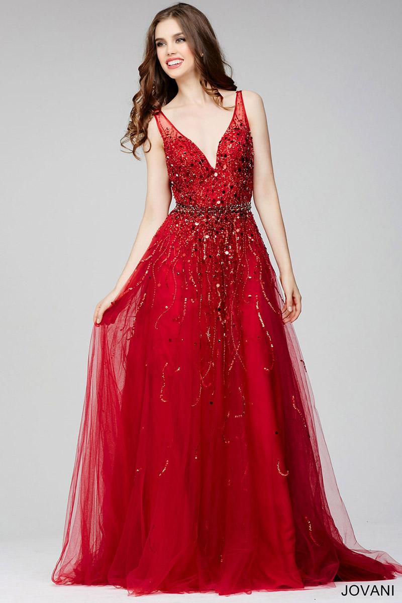 060ce86d091 Jovani Red Evening Dresses - Gomes Weine AG