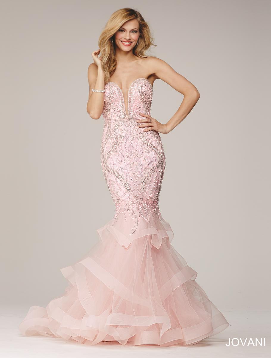 Jovani 2018 Prom Dresses Neon Green