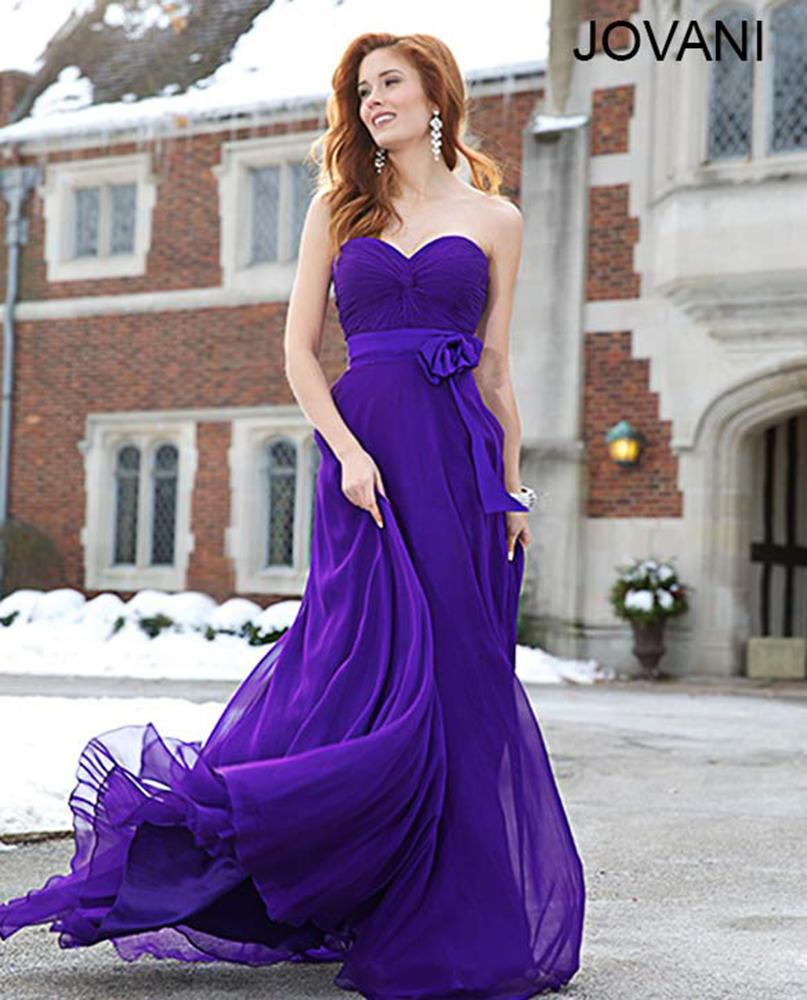 Фото вечерние платья сиреневого цвета