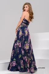 51540 Navy/Multi back