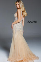 59717 Silver/Nude back