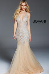 59717 Silver/Nude front