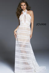 61149 Ivory/Nude front