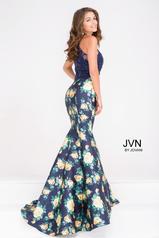 JVN47610 Navy/Multi back