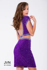 JVN41343 Purple back