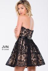 JVN41424 Black/Nude front