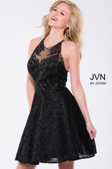 JVN41426 Black front