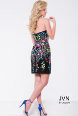 JVN41433 Black/Multi back