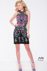 JVN41433 Black/Multi front