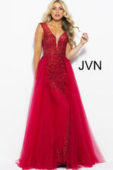 JVN41677 Red/Red front