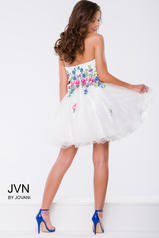 JVN42612 White/Multi back