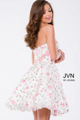 JVN45260 White/Multi back
