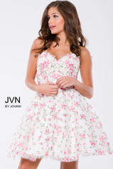 JVN45260 White/Multi front