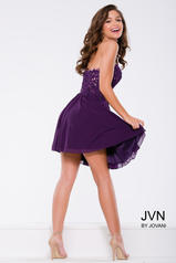 JVN47312 Purple back