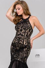 JVN48702 Black/Nude front